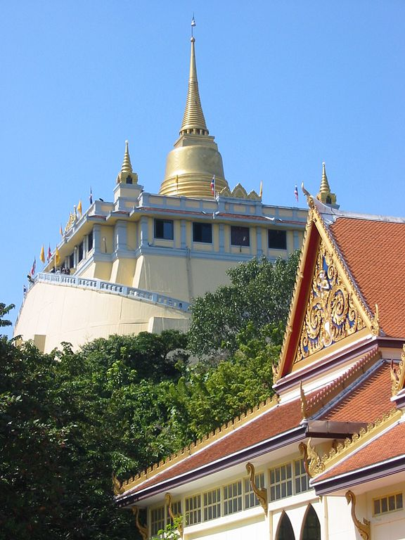 Golden Mount, Bangkok