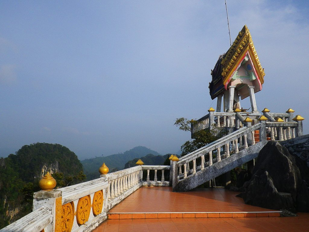 Tiger Cave Temple, Krabi
