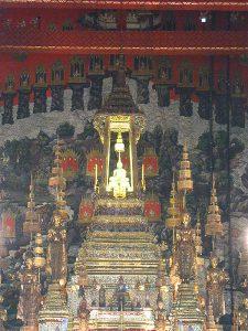Smaragd-Buddha