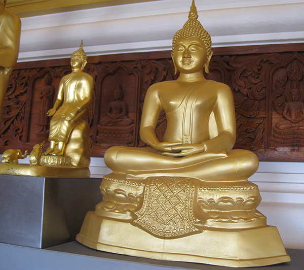 Wochentags-Buddha