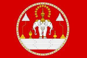 Königliche Flagge