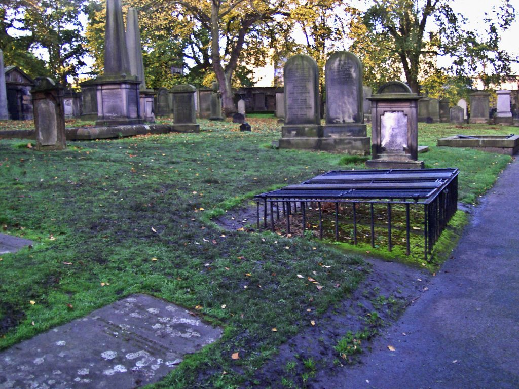 Greyfriars Friedhof