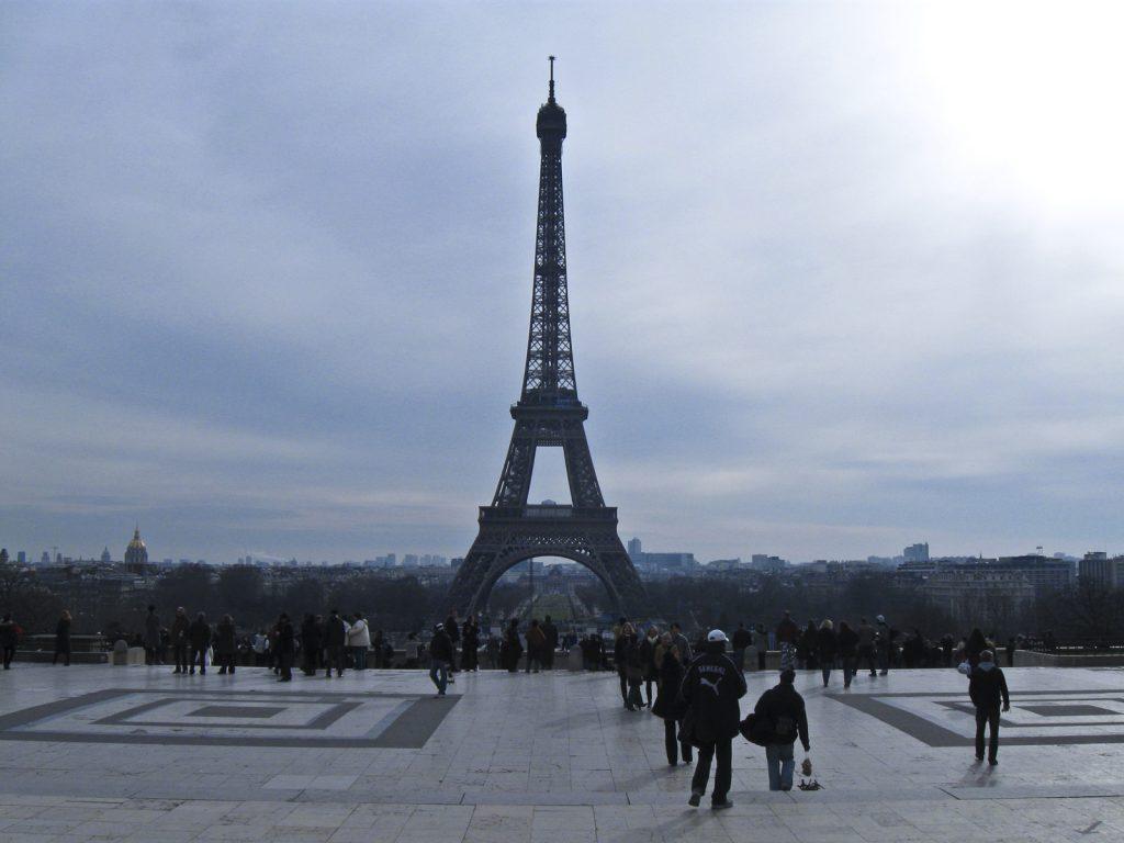 Eiffelturm totale