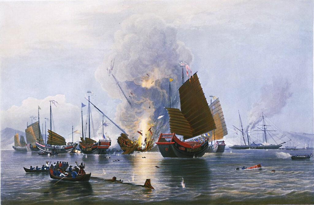 2. Opiumkrieg